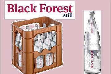 Black Forest still: das kochsalzärmste Mineralwasser Deutschlands