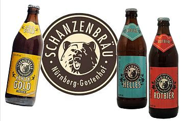 Schanzenbräu: Bierspezialitäten aus Nürnberg
