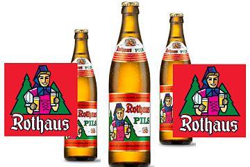 Rothaus: Pils aus Baden-Württemberg