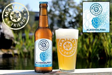 Maisel & Friends: Pale Ale Alkoholfrei
