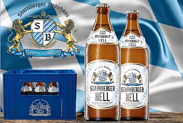 Starnberger Brauhaus: Hell