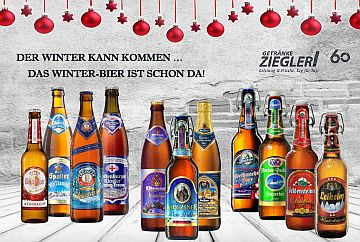 Winter- und Weihnachtsbiere 2018