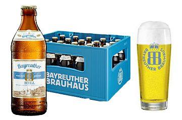Bayreuther Hell – ein helles, frisches, süffiges Bier