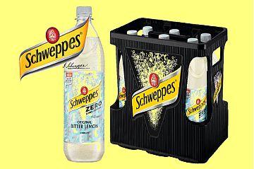 Schweppes – Original Bitter Lemon Zero
